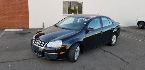 2008 Volkswagen Jetta for sale at AllanteAuto.com in Santa Ana CA