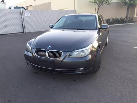 2008 BMW 5 Series for sale at AllanteAuto.com in Santa Ana CA