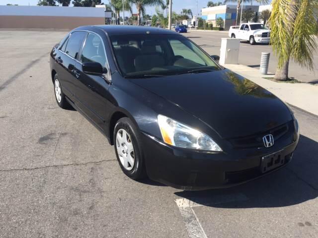 2005 Honda Accord LX 4dr Sedan - Santa  Ana CA
