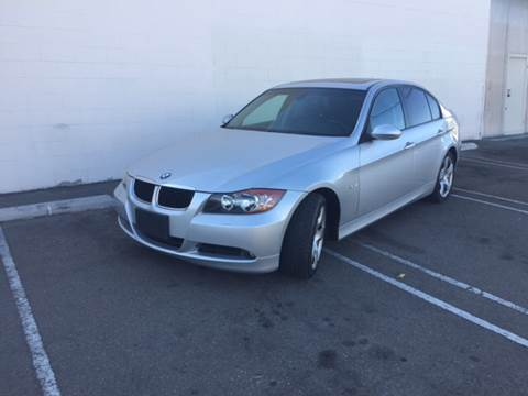 2007 BMW 3 Series for sale at AllanteAuto.com in Santa Ana CA