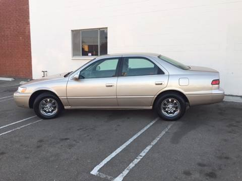 1998 Toyota Camry for sale at AllanteAuto.com in Santa Ana CA