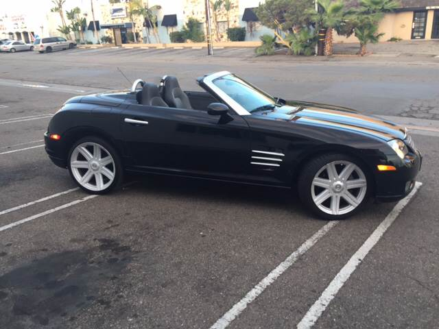 2005 Chrysler Crossfire Limited 2dr Roadster - Santa  Ana CA
