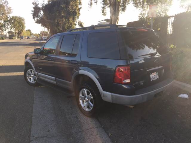 2002 Ford Explorer XLT 2WD 4dr SUV - Santa  Ana CA