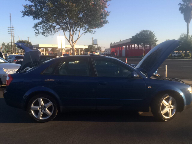 2004 Audi A4 AWD 1.8T quattro 4dr Sedan - Santa  Ana CA