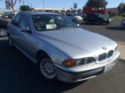 1998 BMW 5 Series for sale at AllanteAuto.com in Santa Ana CA