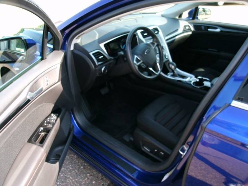 2014 Ford Fusion SE 4dr Sedan - Chippewa Falls WI