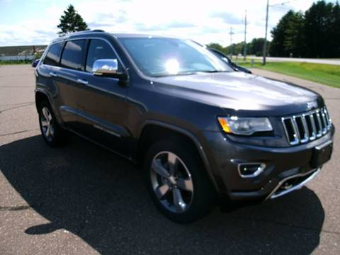 2016 Jeep Grand Cherokee for sale in Chippewa Falls, WI