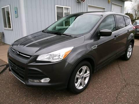 2015 Ford Escape for sale in Chippewa Falls, WI