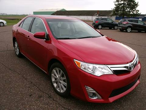 2013 Toyota Camry for sale in Chippewa Falls, WI