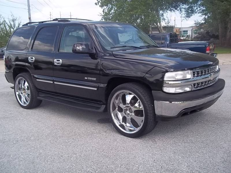 2001 Chevrolet Tahoe LT 4WD 4dr SUV - Rogers AR