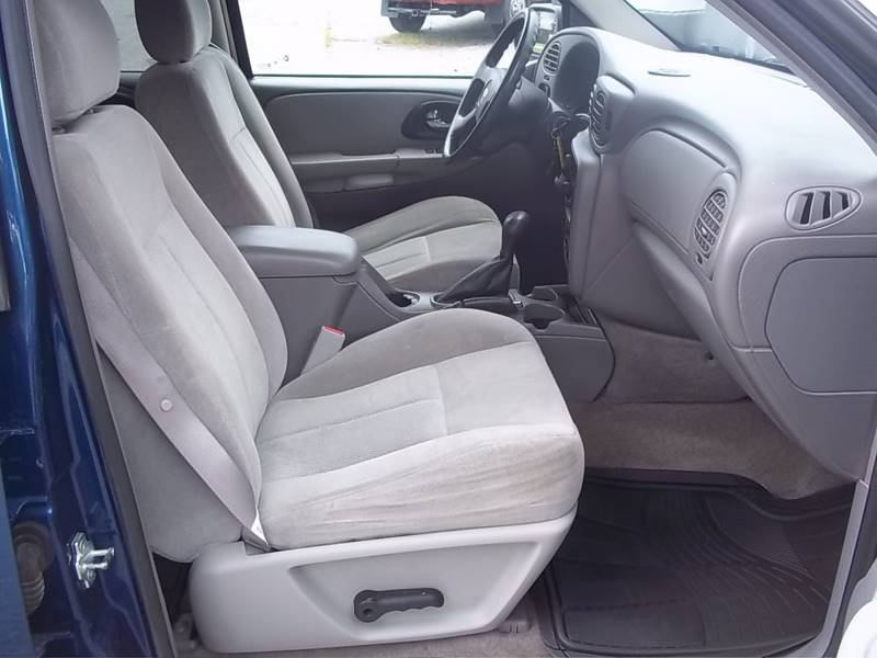 2005 Chevrolet TrailBlazer LS 4dr SUV - Rogers AR
