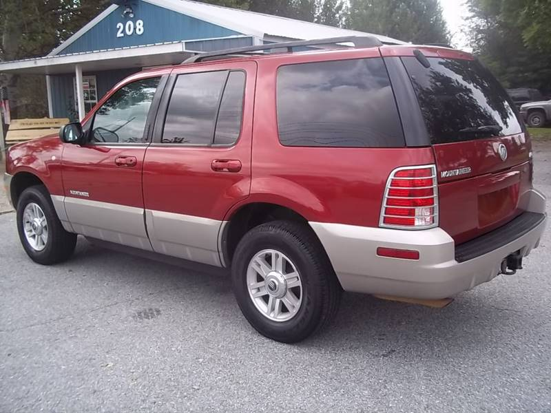2002 Mercury Mountaineer AWD 4dr SUV - Rogers AR