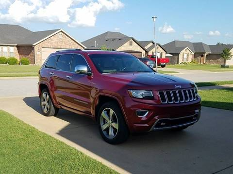 2014 Jeep Grand Cherokee for sale in Rogers, AR