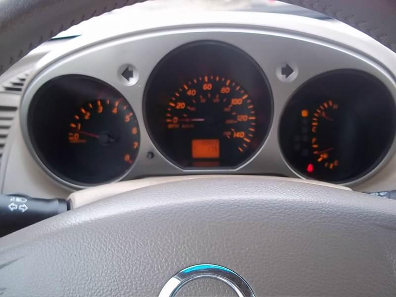 2003 Nissan Altima 2.5 S 4dr Sedan - Rogers AR