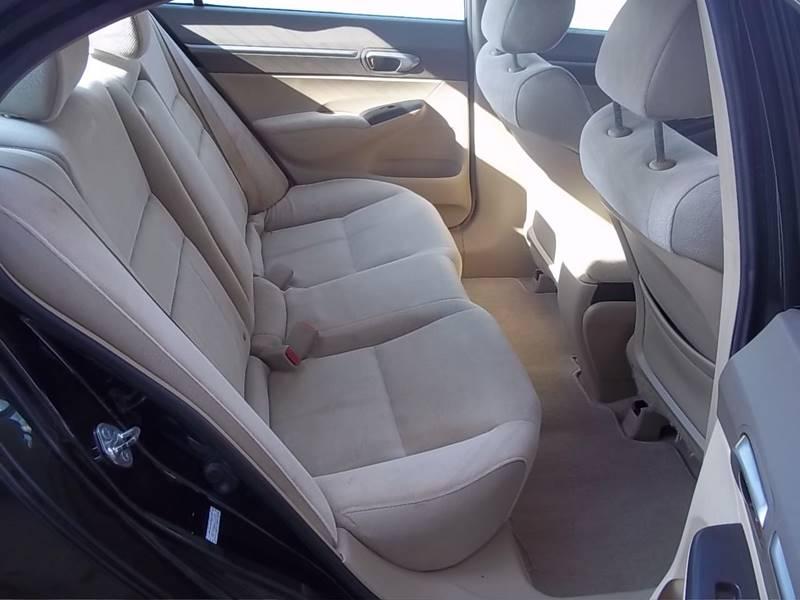 2006 Honda Civic EX 4dr Sedan w/Automatic - Rogers AR