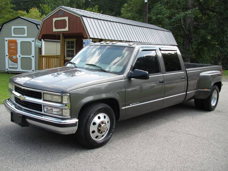 2000 Chevrolet C/K 3500 Series for sale at White Cross Auto Sales in Chapel Hill NC