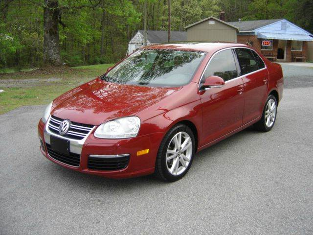 2006 Volkswagen Jetta for sale at White Cross Auto Sales in Chapel Hill NC