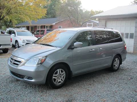 2007 Honda Odyssey for sale in Chapel Hill, NC
