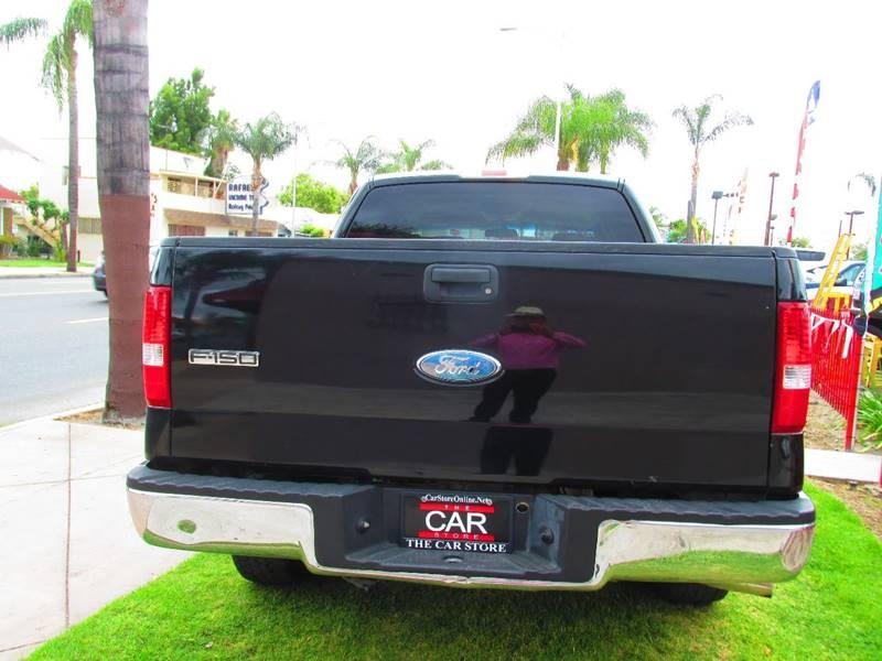 2008 Ford F-150 4x2 XLT 4dr SuperCrew Styleside 5.5 ft. SB - Santa Ana CA