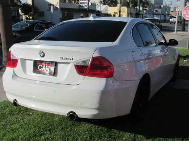 2007 BMW 3 Series 335i 4dr Sedan - Santa Ana CA