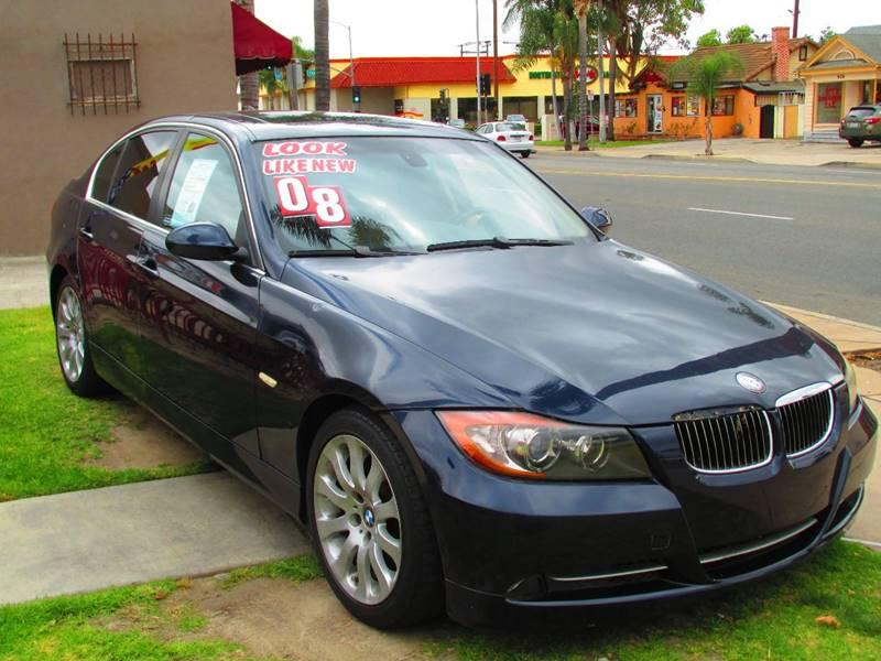 2008 BMW 3 Series 335i 4dr Sedan - Santa Ana CA