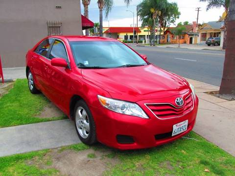 2010 toyota camry for sale in santa ana ca. Black Bedroom Furniture Sets. Home Design Ideas