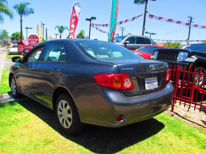 2010 Toyota Corolla LE 4dr Sedan 4A - Santa Ana CA