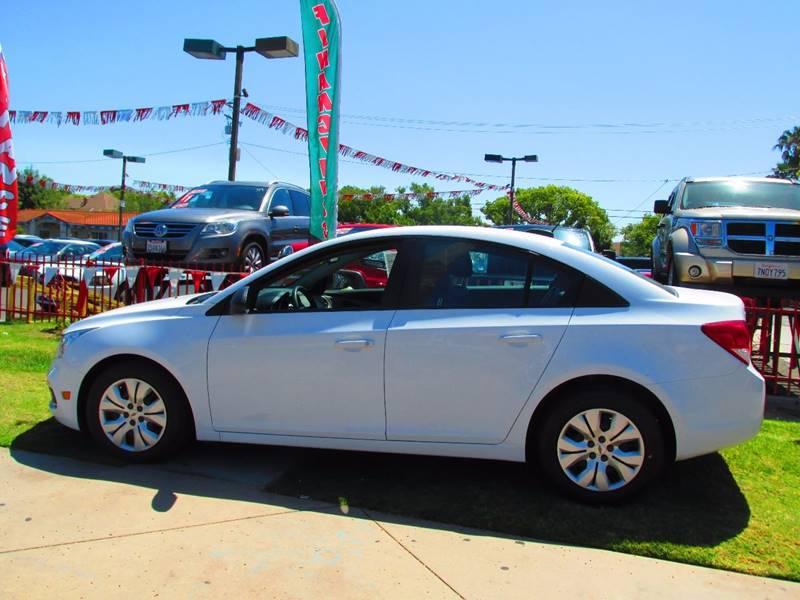 2015 Chevrolet Cruze LS Auto 4dr Sedan w/1SB - Santa Ana CA