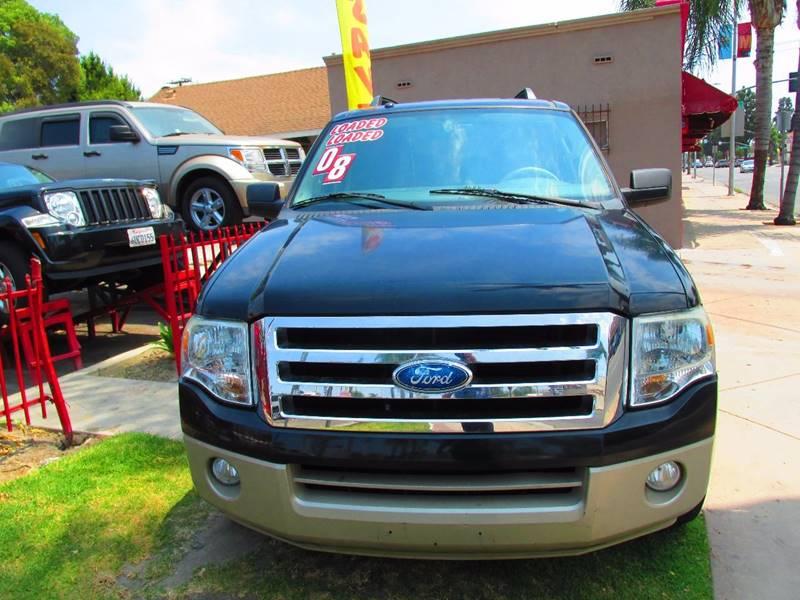 2008 Ford Expedition 4x2 Eddie Bauer 4dr SUV - Santa Ana CA