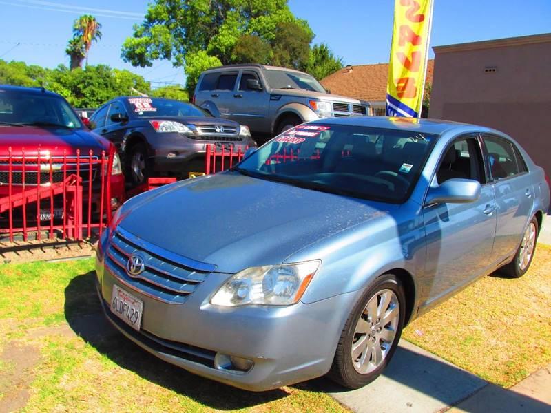 2005 Toyota Avalon Limited 4dr Sedan - Santa Ana CA