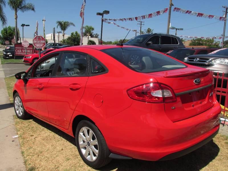 2013 Ford Fiesta SE 4dr Sedan - Santa Ana CA