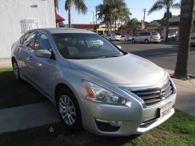 2014 Nissan Altima 2.5 S 4dr Sedan   Santa Ana CA