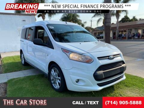 2014 Ford Transit Connect Wagon for sale at The Car Store in Santa Ana CA