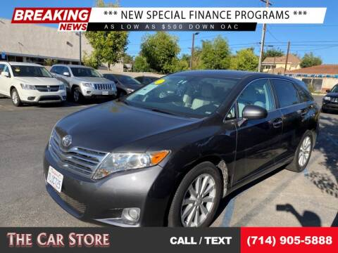 2012 Toyota Venza for sale at The Car Store in Santa Ana CA