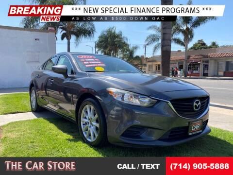 2015 Mazda MAZDA6 for sale at The Car Store in Santa Ana CA
