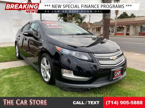 2014 Chevrolet Volt for sale at The Car Store in Santa Ana CA
