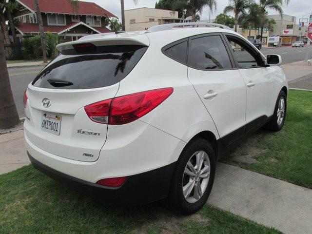 2010 Hyundai Tucson GLS AWD 4dr SUV - Santa Ana CA