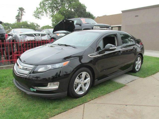 2013 Chevrolet Volt 4dr Hatchback - Santa Ana CA