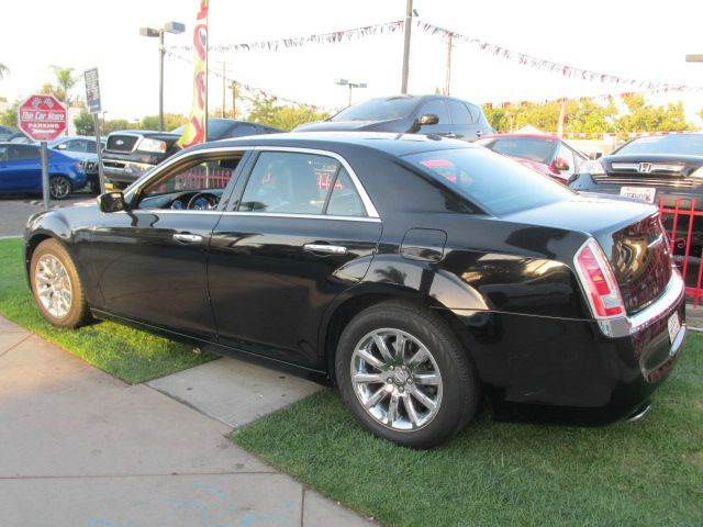 2012 Chrysler 300 C 4dr Sedan - Santa Ana CA
