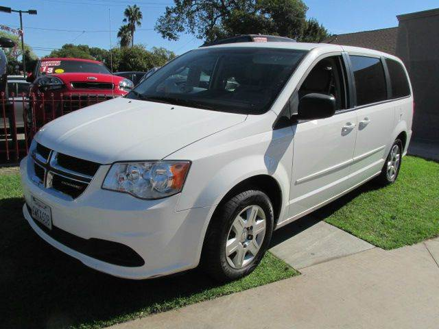 2012 Dodge Grand Caravan SE 4dr Mini Van - Santa Ana CA