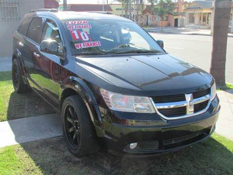 2010 Dodge Journey for sale at The Car Store in Santa Ana CA