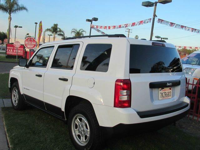 2015 Jeep Patriot Sport 4dr SUV - Santa Ana CA