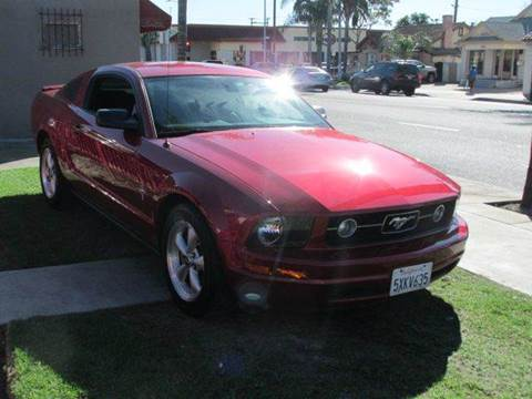 2007 Ford Mustang for sale at The Car Store in Santa Ana CA