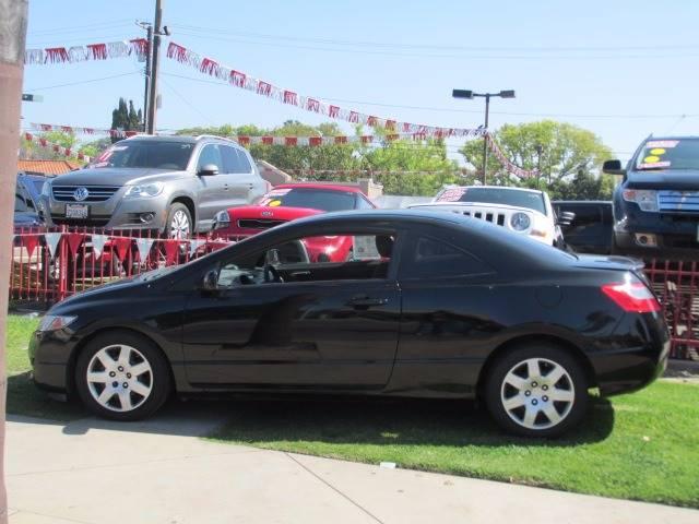 2011 Honda Civic LX 2dr Coupe 5A - Santa Ana CA