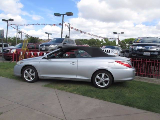 2007 Toyota Camry Solara SLE V6 2dr Convertible - Santa Ana CA