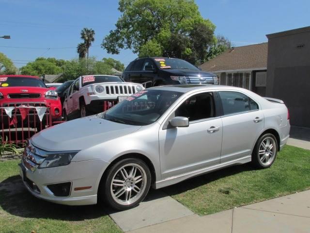 2010 Ford Fusion Sport 4dr Sedan - Santa Ana CA