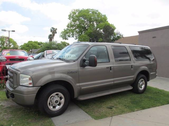 2005 Ford Excursion Limited 4dr SUV - Santa Ana CA