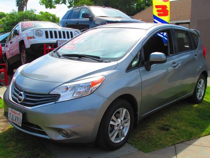 2014 Nissan Versa Note SV 4dr Hatchback - Santa Ana CA