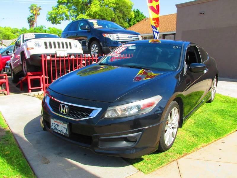 2008 Honda Accord EX-L V6 2dr Coupe 5A - Santa Ana CA