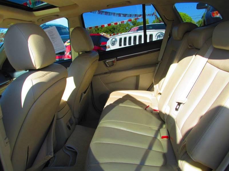 2007 Hyundai Santa Fe Limited 4dr SUV - Santa Ana CA
